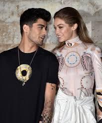 I Love Gigi Baby Clothing Gigi Hadid Congratulates Zayn Malik On His Ama Nomination