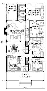 Southern Style House Plans by Southern Style House Plan 3 Beds 2 00 Baths 1643 Sq Ft Plan 137 271