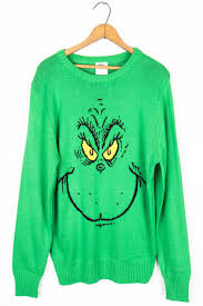 grinch christmas sweater the grinch christmas sweater ragstock