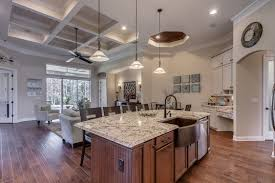 the valencia ii model kitchen view by dream finders homes of the