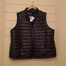 rue 21 black friday sale nwt 3x black puffer vest from beth s