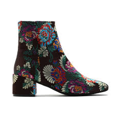 womens boots marks and spencer 11 of the prettiest embroidered ankle boots look magazine