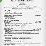 artist resume templates artist resume template 7 free word pdf