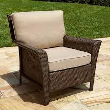 sears wicker patio furniture ty pennington style parkside lounge chair