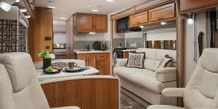 interior class a rv motorhome just look at the interior