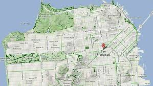san francisco on map 4 answers where can i find a map of san francisco that