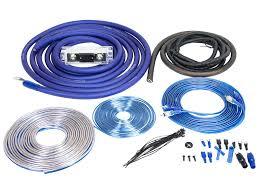 car amplifier wiring kits amazon com