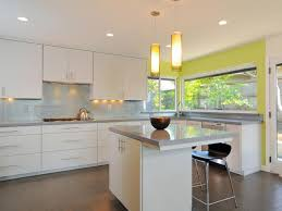Modern Kitchen Cabinets Pictures Options Tips  Ideas HGTV - Modern cabinets for kitchen