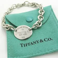 bracelet tag tiffany images Tiffany quot return to tiffany quot oval disc bracelet the jewelry box jpg