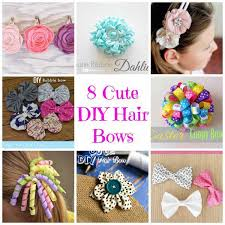 pictures of hair bows 8 diy hair bows bath and