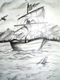some beautiful sketches of nature great drawing