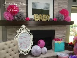 brunch time baby shower southern soirees and sweet tea