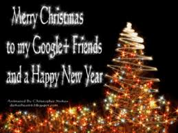 merry to my friends and a happy new year