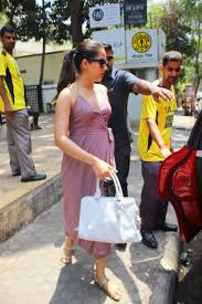 mira rajput spotted at the kitchen garden in bandra photos