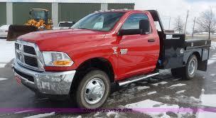 dodge ram 3500 flatbed 2011 dodge ram 3500 flatbed truck item k7140 sold april