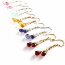 custom name necklaces wedding birthstone jewelry by azizajewelry