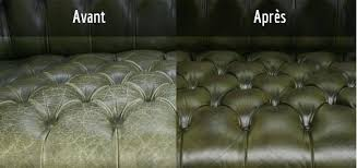 raviver un canapé en cuir nettoyer canape nettoyer le cuir nettoyer canape avec du