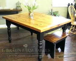 reclaimed barn wood dining table u2013 mitventures co
