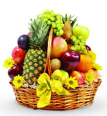 basket of fruits fruit basket
