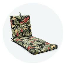 Patio Chair Cushions On Sale Outdoor Pillows Cushions Plush Backyard Décor Big Lots