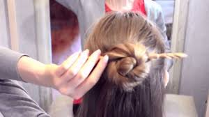 hair sticks 5 hairstyle with hair sticks
