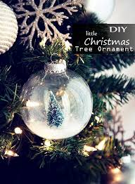 diy tree ornament easy project decor