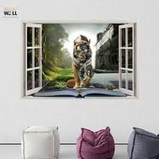 home interior tiger picture stick2wall stick2wall on