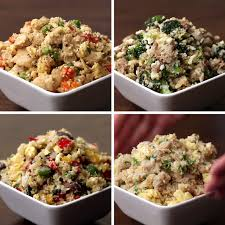 legume a cuisiner fried rice 4 ways 4 ways to anything plat