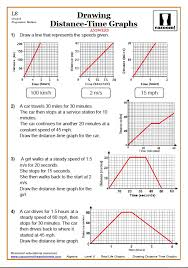 ks3 and ks4 real life graphs worksheet real life graphs gcse
