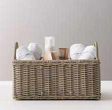 Basket Changing Table Rutherford Changing Table Caddy