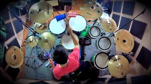 ensayando timbal bateria with loop control youtube for musicians