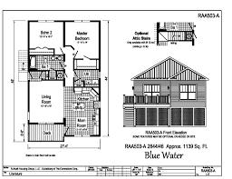 summit coastal homes blue water raa503a find a home