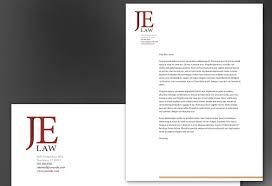 attorney letterhead templates free printable letterhead