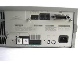 hewlett packard hp e4351b 120v 4a 480w dc power source sas solar
