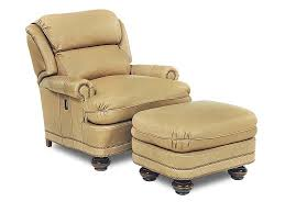 tilt back chair with ottoman pub back leather tilt back chair with matching ottoman leather