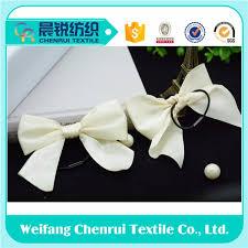 self adhesive ribbon 100 polyester self adhesive ribbon bow with elastic loop buy