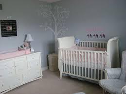 Gray Elephant Nursery Decor by