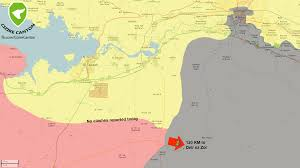 Isis Syria Map by Why Russia Might Shoot Down American Planes In Syria The Stream