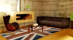 awesome vintage union jack rug 44 union jack vintage wool rugs in