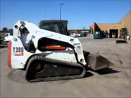 2004 bobcat t300 turbo track skid steer for sale sold at auction