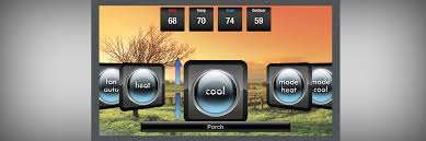 Connecticut travel wifi images Home climate control system programmable wifi thermostat westport ct jpg