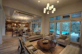 Kitchen Living Room Open Floor Plan Home Interior Ideas Open Concept Kitchen Living Room Designs