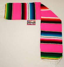 Serape Table Runner Sarape Bufanda Runner 79x8 6 5x 66ft Alamo Fiesta