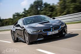 bmw supercar blue bmw i8 fetching 50 premiums in uk market cars uk