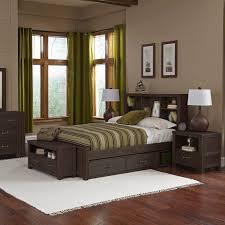 bookcase bedroom set highlands espresso full bookcase bed bedroom set