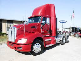 kenworth tractor trailers for sale used 2013 kenworth t660 tandem axle daycab for sale in ms 6335