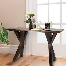 natural wood console table finished natural wood console table console table cherry natural