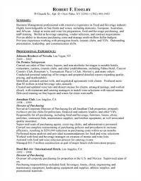 resume objective for management berathen com