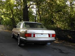 used 1986 mercedes benz s class 420 sel for sale in lancashire