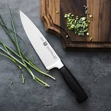 zwilling kitchen knives zwilling four 40th anniversary 7 chef s knife williams sonoma